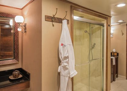 Bathroom   1 King 1 Room Suite With Balcony and Whirlpool   Pier 5 Hotel Baltimore, Curio Collection by Hilton