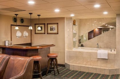Whirlpool   1 King 1 Room Suite With Balcony and Whirlpool   Pier 5 Hotel Baltimore, Curio Collection by Hilton