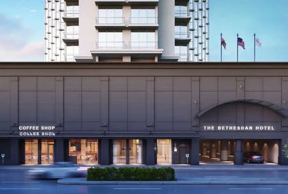 Exterior   The Bethesdan Hotel, Tapestry Collection by Hilton