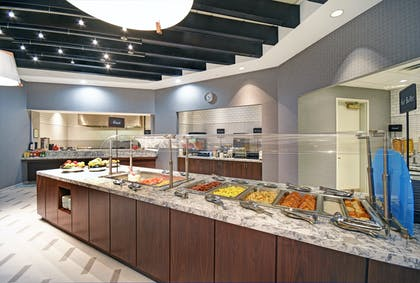 Breakfast Buffet Area with Options for Everyone | Embassy Suites by Hilton Charleston