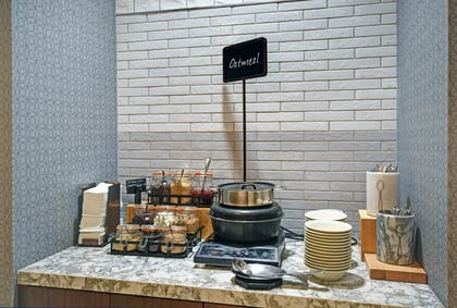 Breakfast - Oatmeal and Topping Selection | Embassy Suites by Hilton Charleston