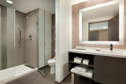 dc43f8de_z.jpg | 1 King 2 Room Suite | Embassy Suites By Hilton Charlotte Uptown