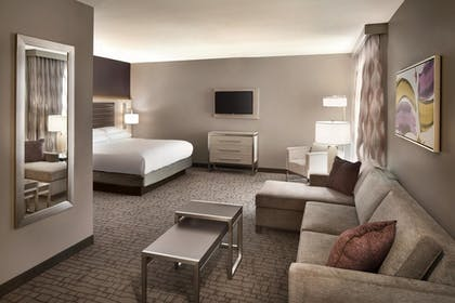 f653a7b4_z.jpg | 1 King 2 Room Suite | Embassy Suites By Hilton Charlotte Uptown