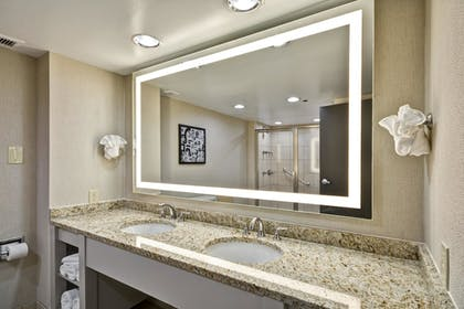 Bathroom | 2 Bedroom/2 Bath President Suite - 2 King Beds | Embassy Suites by Hilton Charlotte