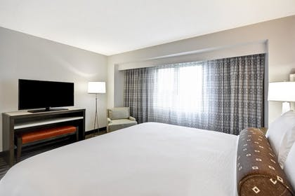 King Bed | 2 Bedroom/2 Bath President Suite - 2 King Beds | Embassy Suites by Hilton Charlotte