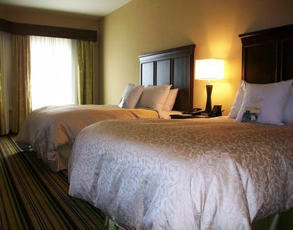 Queens | 1 King/2 Queen Beds - 2 Bedroom/2 Bath Suite - Non-smoking | Homewood Suites by Hilton Charlotte/Ayrsley, NC