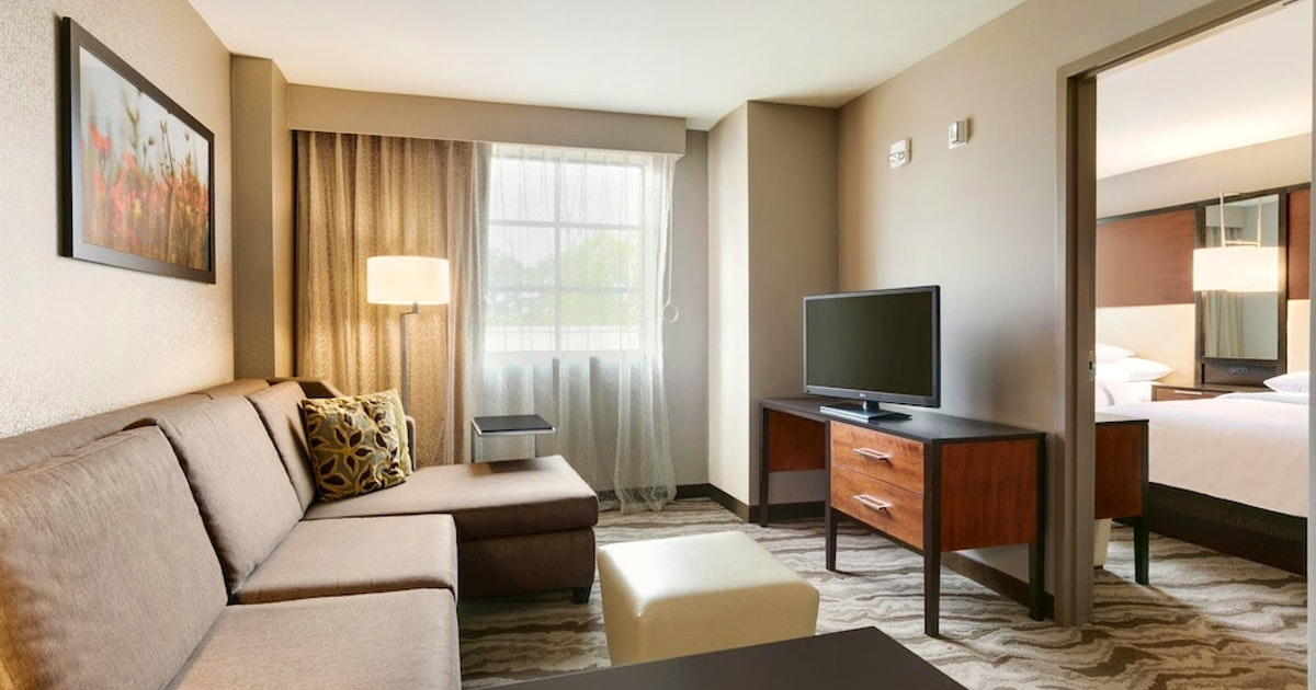 Stay connected embassy suites promotion code