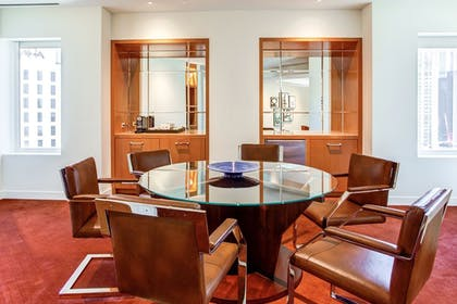 Table | Conrad Presidential Suite - 1 King | Conrad Chicago
