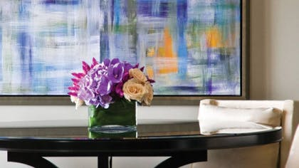 Artwork | One Bedroom Suite | Four Seasons Hotel Chicago