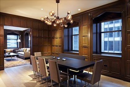 Dining area | Presidential Suite | Hyatt Centric The Loop Chicago