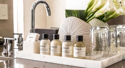 Bathroom Amenities | Park Suite + Park Twin | Park Hyatt Chicago