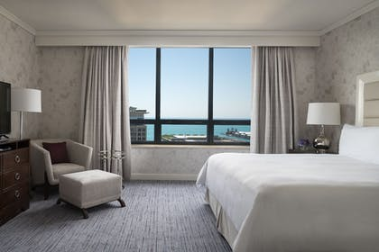 Lake View Suite | Lakeside Suite | The Ritz-Carlton, Chicago