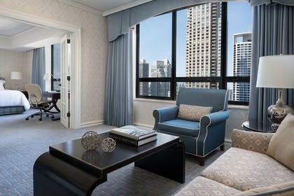Water Tower Suite | Water Tower Suite | The Ritz-Carlton, Chicago