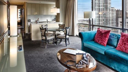 5635e9d0_z.jpg | Paramount Spa One Bedroom Suite + Classic King Room  | theWit Chicago