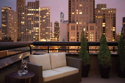 Terrace | Penthouse Suite | Thompson Chicago