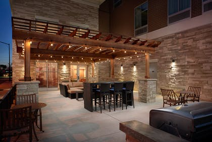 Outdoor Space | Homewood Suites by Hilton Cincinnati-Midtown, OH