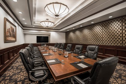 Executive Boardroom | The Antlers, A Wyndham Hotel