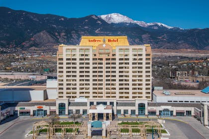 Exterior | The Antlers, A Wyndham Hotel