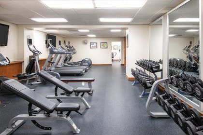 Fitness Center | The Antlers, A Wyndham Hotel