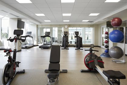 Gym | DoubleTree by Hilton Montreal Airport