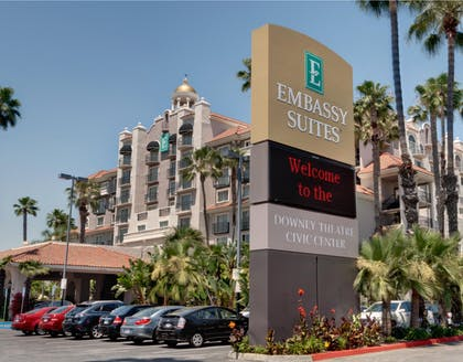 Exterior | Embassy Suites by Hilton Los Angeles Downey