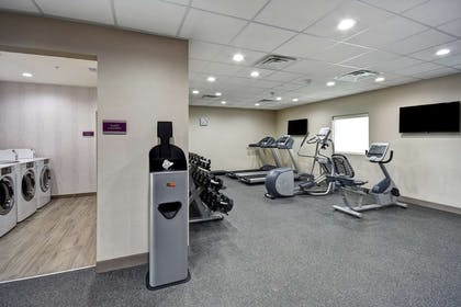 Fitness Center | Home2 Suites by Hilton Fort Worth Fossil Creek