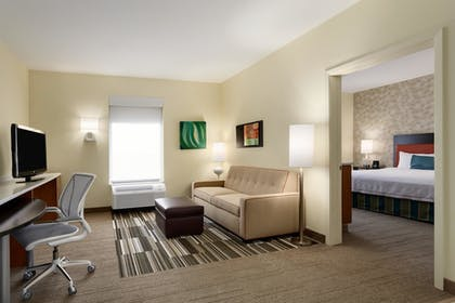 6fe2ccc9_z.jpg | 1 King Bed 1 Bedroom Suite | Home2 Suites by Hilton Dallas-Frisco, TX