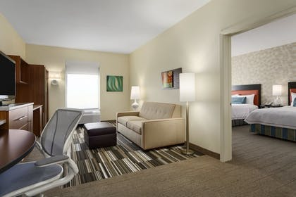 ac4f1e83_z.jpg | 2 Queen Beds 1 Bedroom Suite | Home2 Suites by Hilton Dallas-Frisco, TX