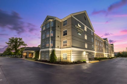 Hotel Exterior | Homewood Suites by Hilton Greenville