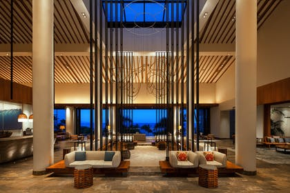 Arrival Lounge | Andaz Maui at Wailea Resort
