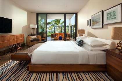 Bedroom | Three Bedroom Garden View Villa | Andaz Maui at Wailea Resort