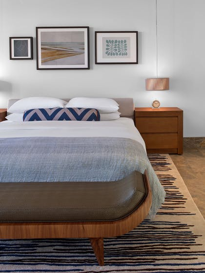Bedroom | Three Bedroom Oceanfront Villa | Andaz Maui at Wailea Resort