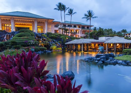 Exterior | Grand Hyatt Kauai Resort & Spa