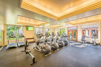Fitness Center | Grand Hyatt Kauai Resort & Spa