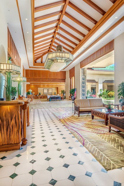Lobby | Grand Hyatt Kauai Resort & Spa