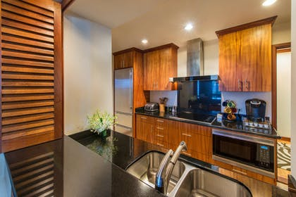 Kitchen | Presidential Suite + Deluxe Ocean View King  | Grand Hyatt Kauai Resort & Spa
