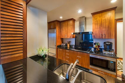 Kitchen | Presidential Suite | Grand Hyatt Kauai Resort & Spa