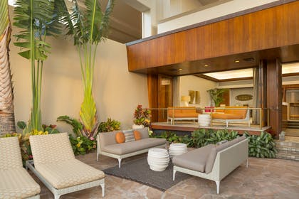 Outdoor Lanai | Palace Suite | Hyatt Regency Maui Resort and Spa