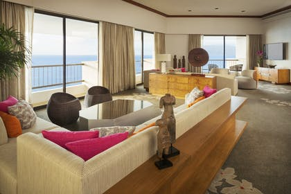 Living area | Presidential Suite | Hyatt Regency Maui Resort and Spa