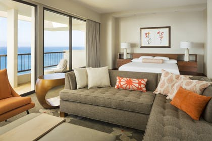 Master bedroom | Presidential Suite | Hyatt Regency Maui Resort and Spa