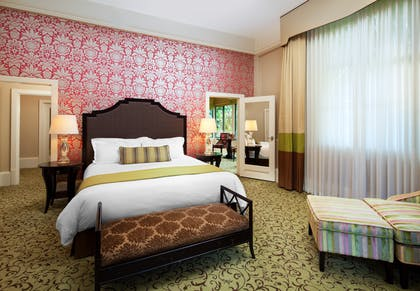 Historic Garden Suite Bedroom | Garden Suite | The Royal Hawaiian, a Luxury Collection Resort