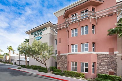 Exterior with Signage | Homewood Suites by Hilton Henderson South Las Vegas