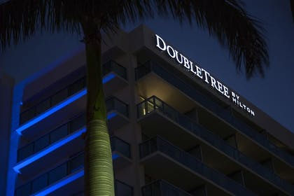Hotel Exterior | The Double Tree by Hilton Beach Resort