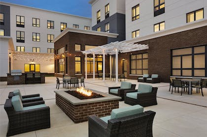 Fire Pit | Homewood Suites by Hilton Horsham Willow Grove