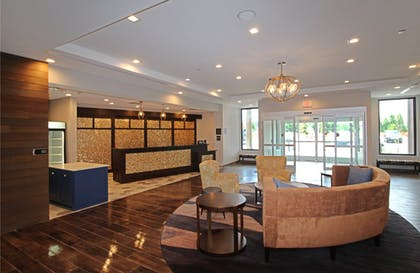 Lobby | Homewood Suites by Hilton Horsham Willow Grove