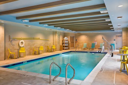 Pool View | Home2 Suites by Hilton Houston Near the Galleria