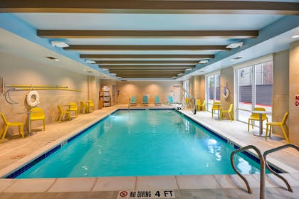 Swimming Pool | Home2 Suites by Hilton Houston Near the Galleria