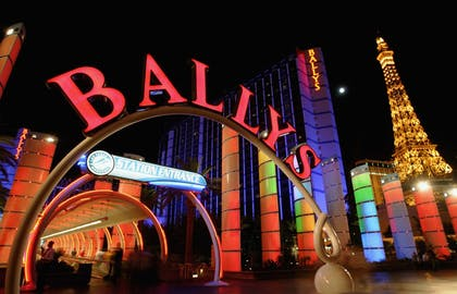 Entrance | Bally's Las Vegas