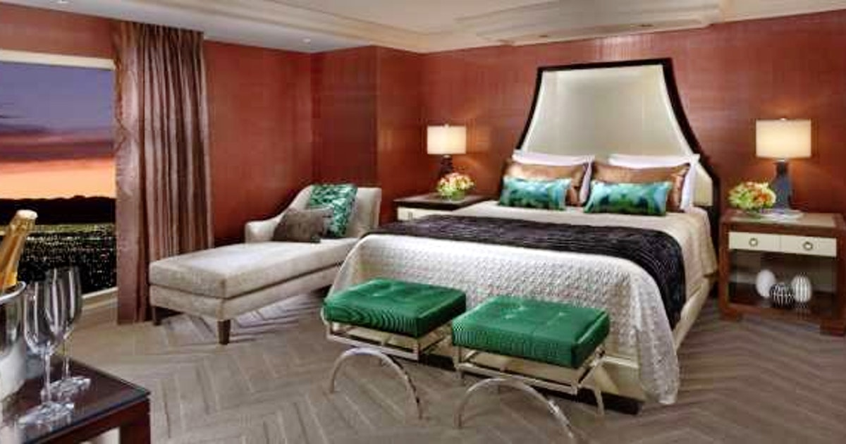 Tower Suite At Bellagio Suiteness More Bedrooms At The