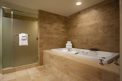 Bathroom | Forum Petite Suite | Caesars Palace